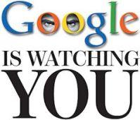 Как Google шпионит за пользователями